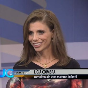 Ligia Coimbra no JC Debate